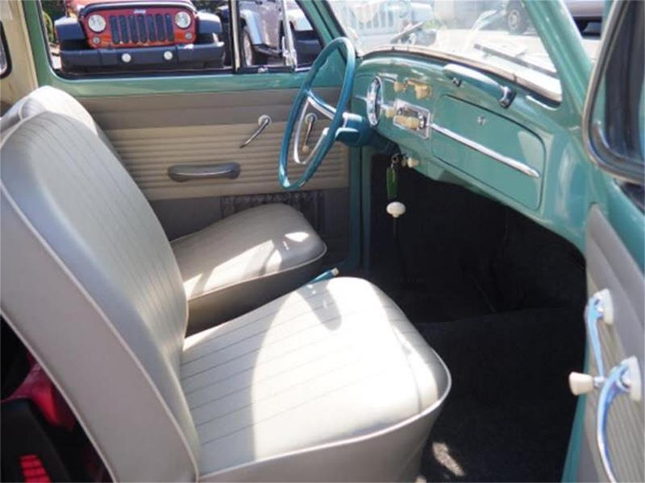 Large Picture of 1961 Volkswagen Beetle located in Ohio Offered by Cincinnati Auto Wholesale - MBMH