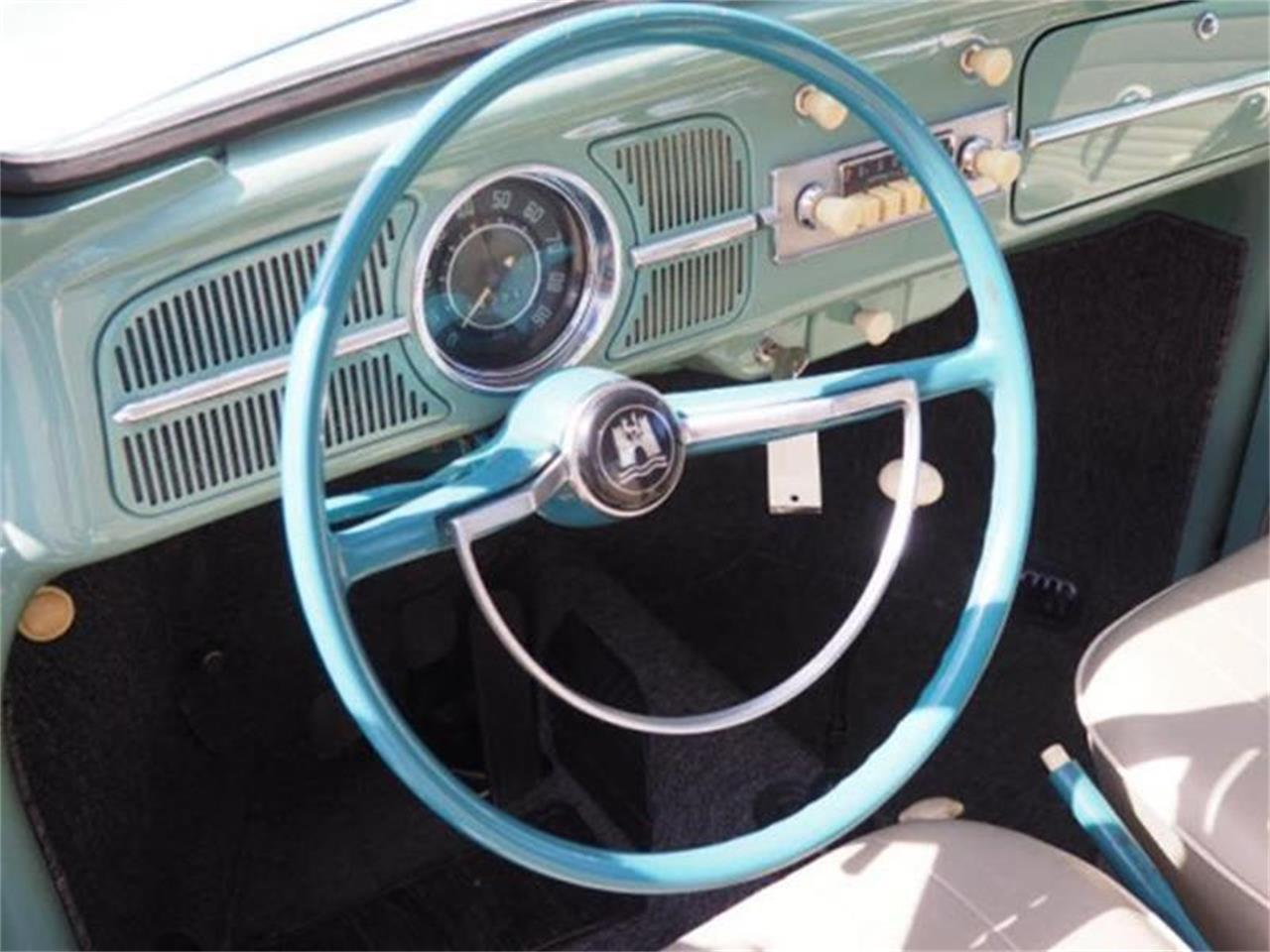 Large Picture of '61 Volkswagen Beetle - $19,999.00 - MBMH