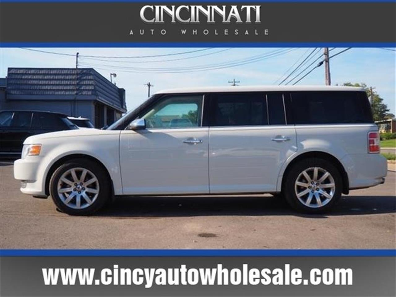 Large Picture of 2009 Ford Flex located in Loveland Ohio - MBN3