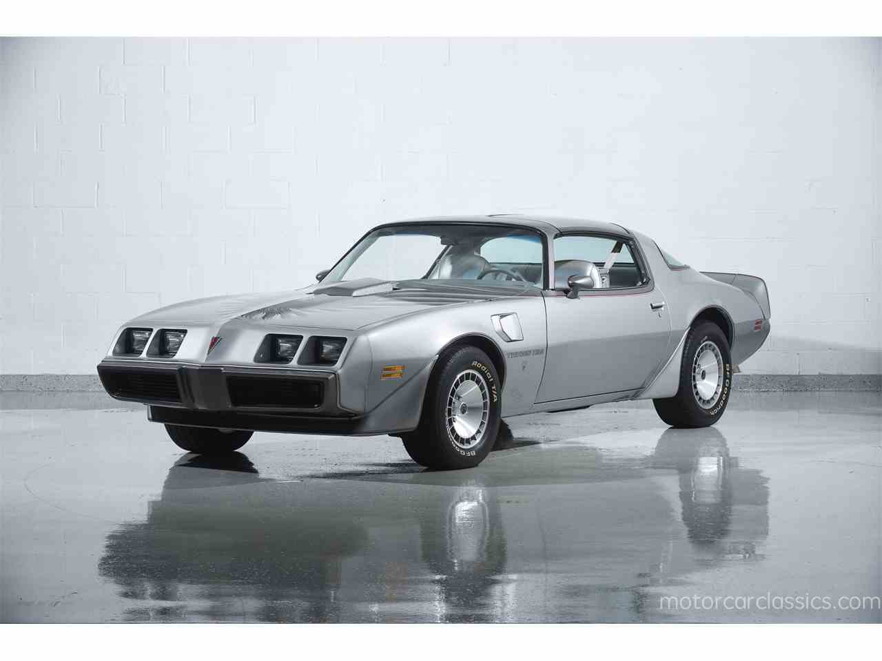 Large Picture of '79 Pontiac Firebird Trans Am Offered by Motorcar Classics - MBN8