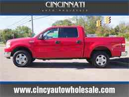 Picture of '04 Ford F150 located in Loveland Ohio - $6,400.00 Offered by Cincinnati Auto Wholesale - MBNE