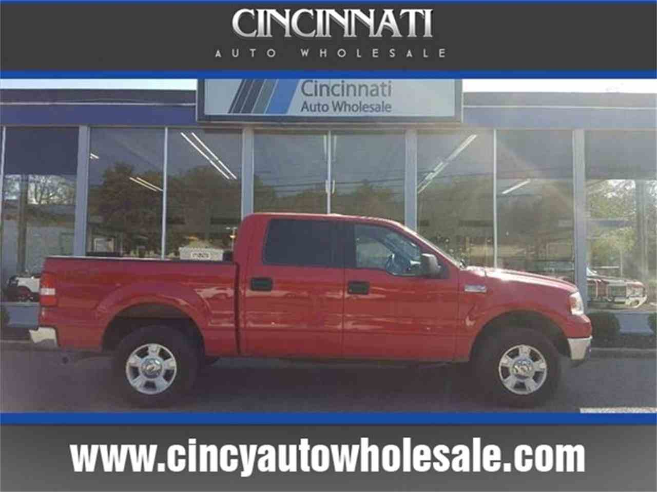 Large Picture of 2004 F150 located in Ohio - $6,400.00 Offered by Cincinnati Auto Wholesale - MBNE