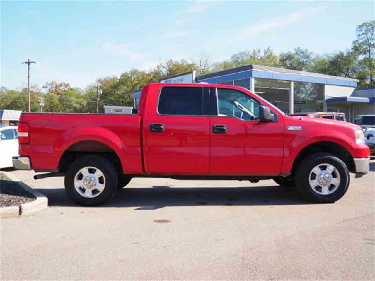 Large Picture of '04 F150 - $6,400.00 Offered by Cincinnati Auto Wholesale - MBNE
