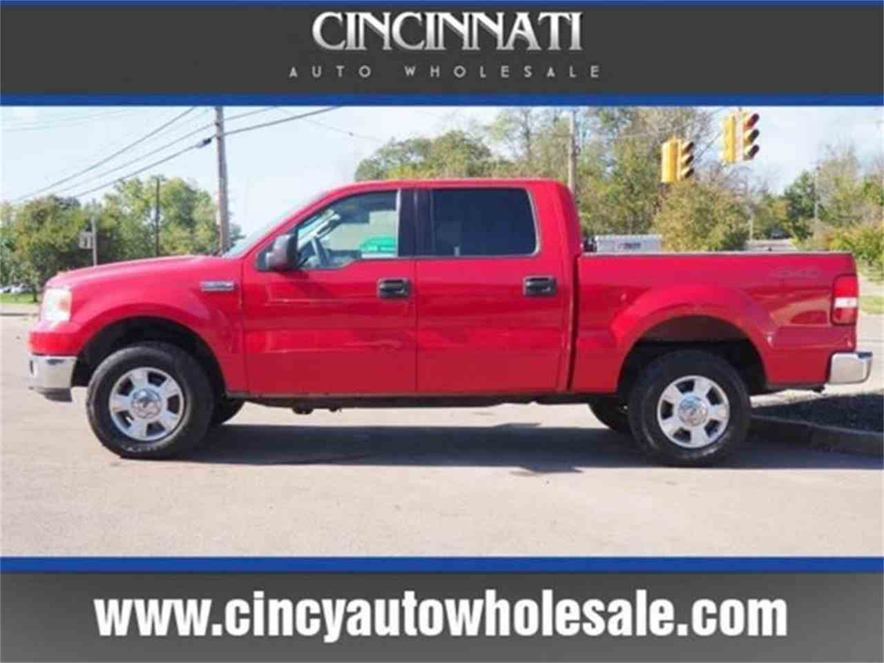 Large Picture of 2004 Ford F150 - $6,400.00 Offered by Cincinnati Auto Wholesale - MBNE