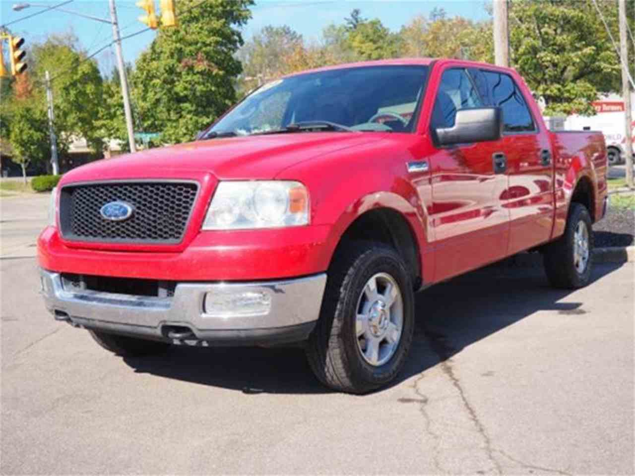 Large Picture of 2004 Ford F150 - MBNE