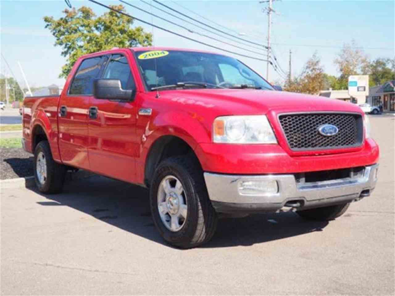 Large Picture of '04 F150 located in Ohio - $6,400.00 - MBNE