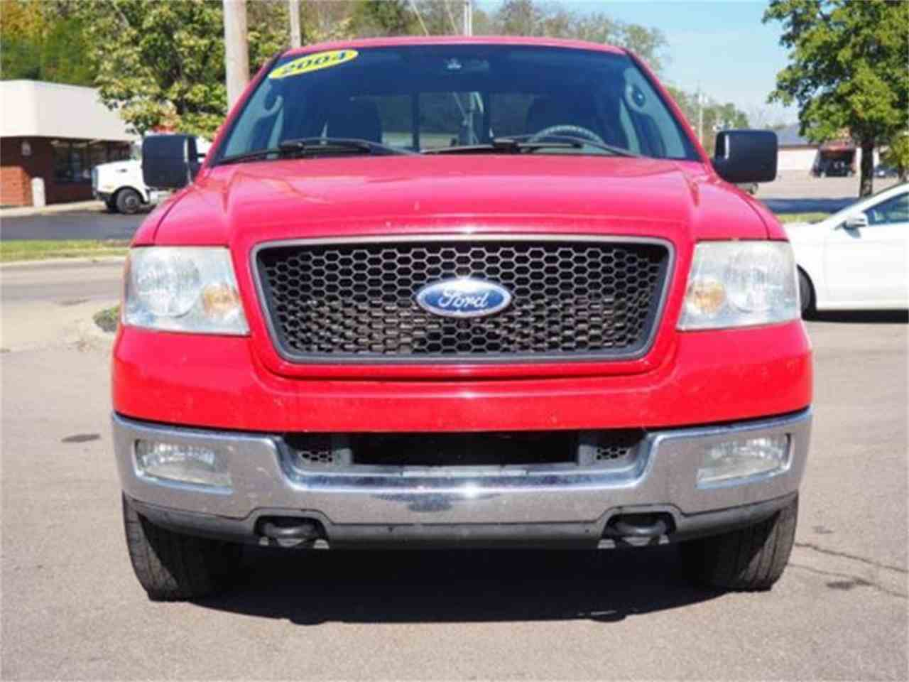 Large Picture of 2004 F150 Offered by Cincinnati Auto Wholesale - MBNE