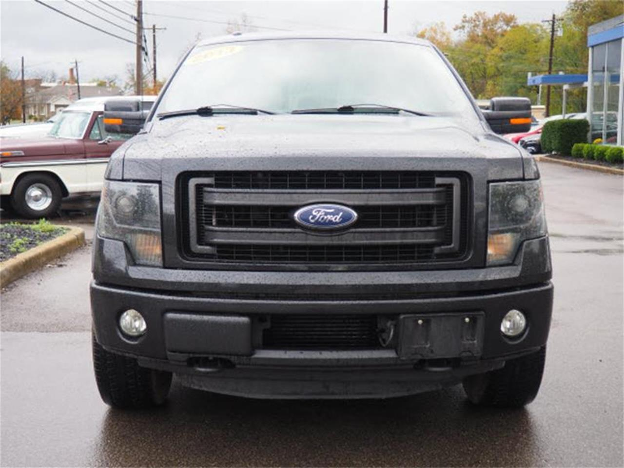 Large Picture of '13 Ford F150 located in Loveland Ohio - MBNI