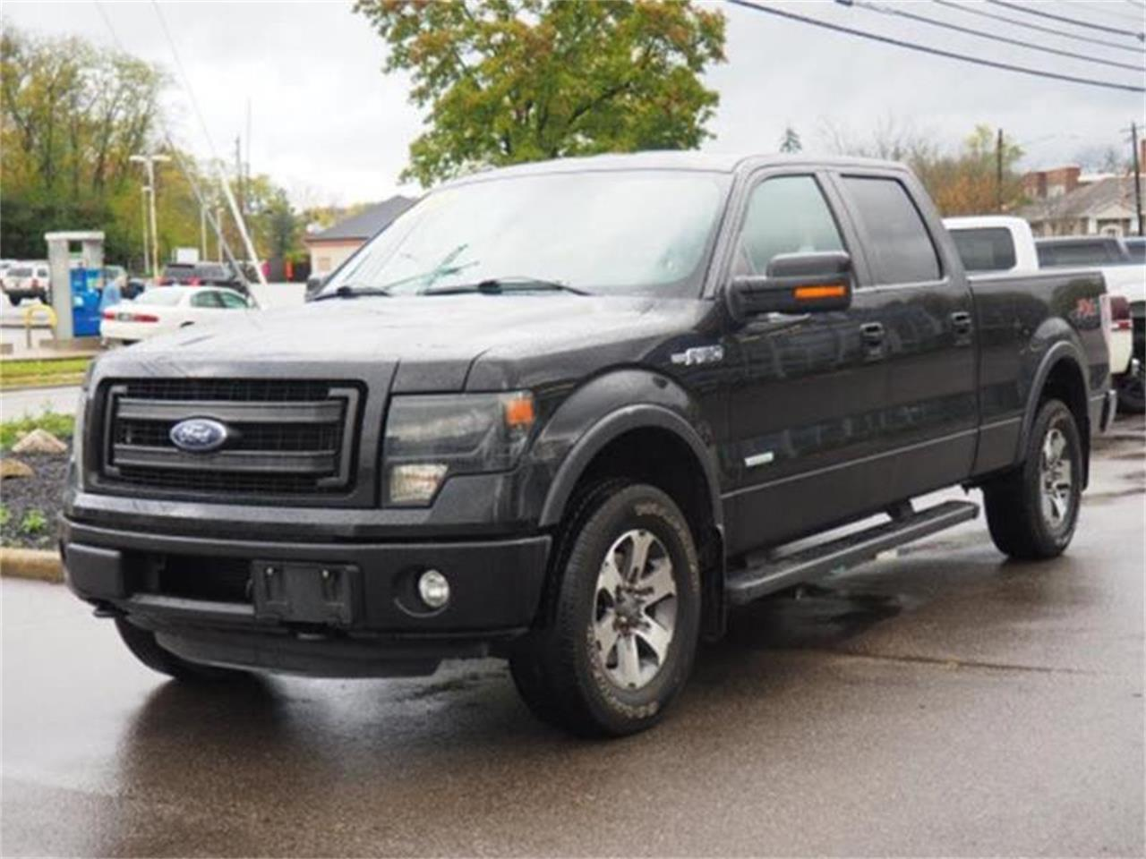 Large Picture of 2013 Ford F150 located in Loveland Ohio - MBNI