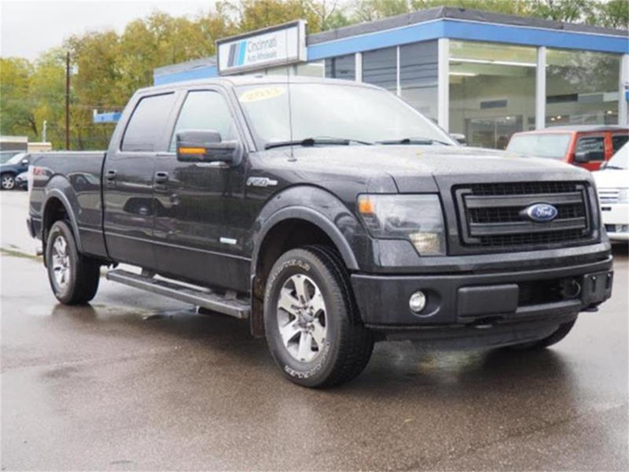 Large Picture of '13 F150 - $27,900.00 Offered by Cincinnati Auto Wholesale - MBNI