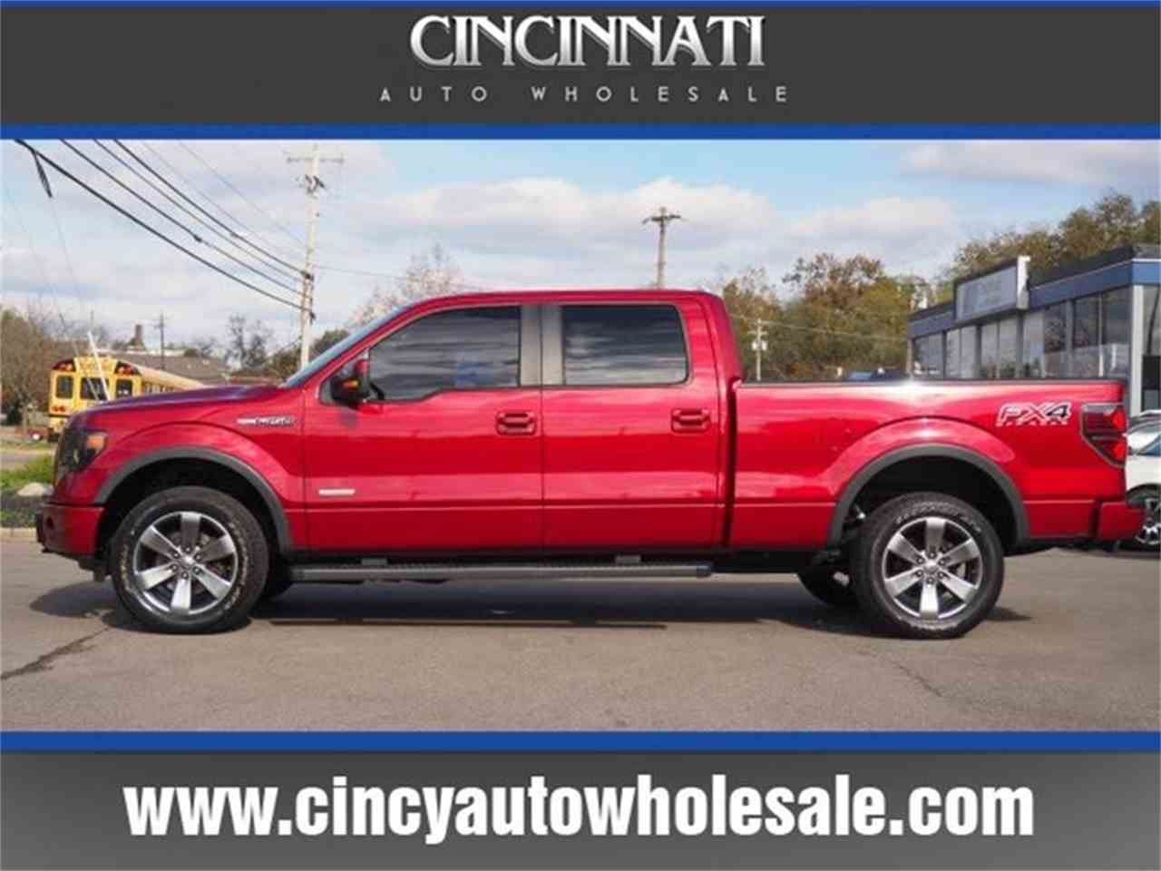 Large Picture of 2014 Ford F150 - $29,900.00 Offered by Cincinnati Auto Wholesale - MBNX