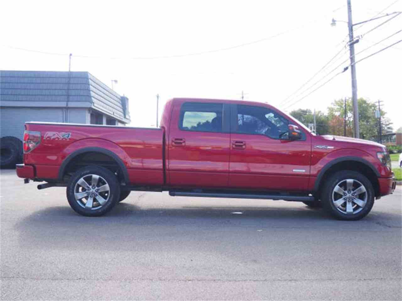 Large Picture of 2014 Ford F150 located in Ohio - MBNX