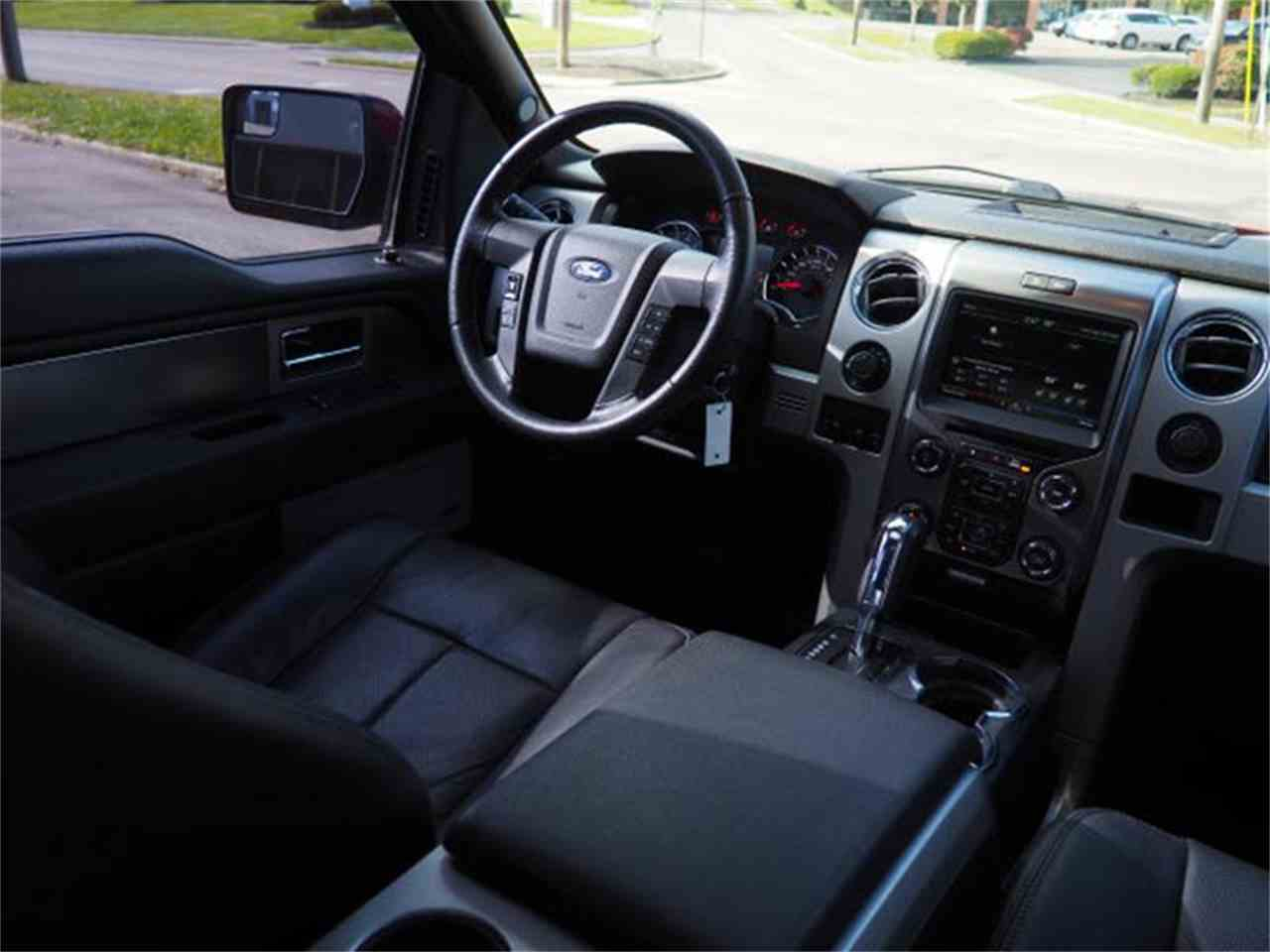 Large Picture of '14 F150 located in Ohio Offered by Cincinnati Auto Wholesale - MBNX