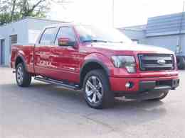 Picture of '14 Ford F150 Offered by Cincinnati Auto Wholesale - MBNX