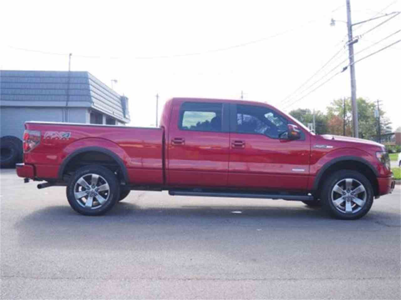 Large Picture of '14 F150 - $29,900.00 Offered by Cincinnati Auto Wholesale - MBNX