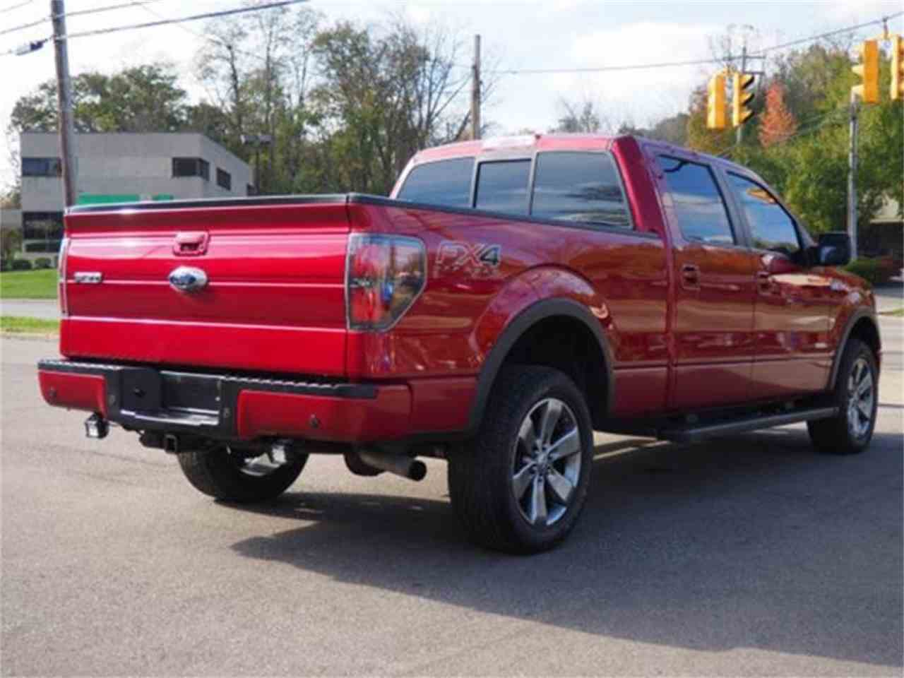 Large Picture of 2014 F150 located in Ohio - $29,900.00 - MBNX