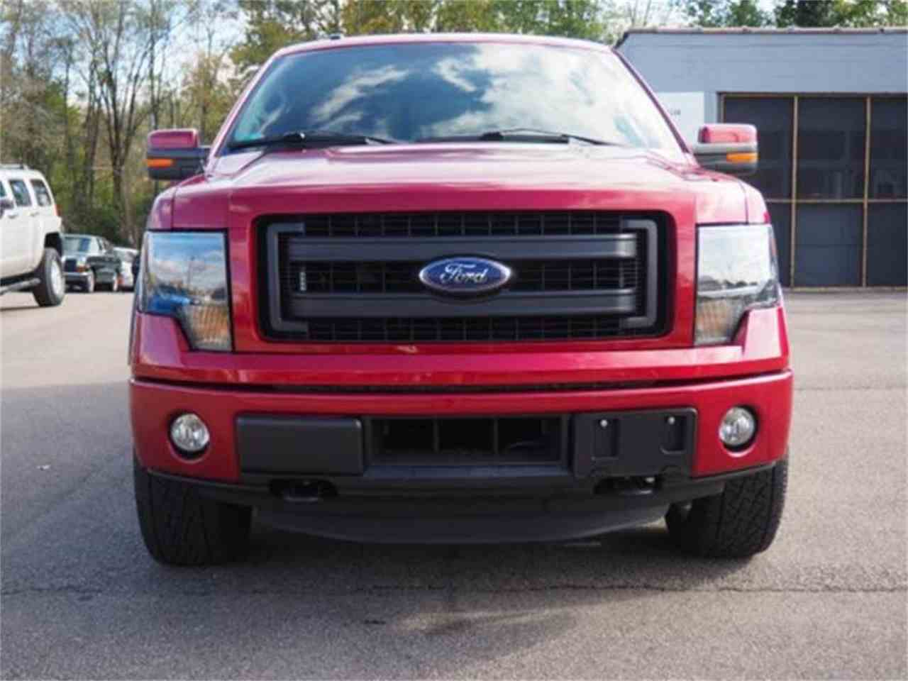 Large Picture of 2014 F150 located in Loveland Ohio - MBNX