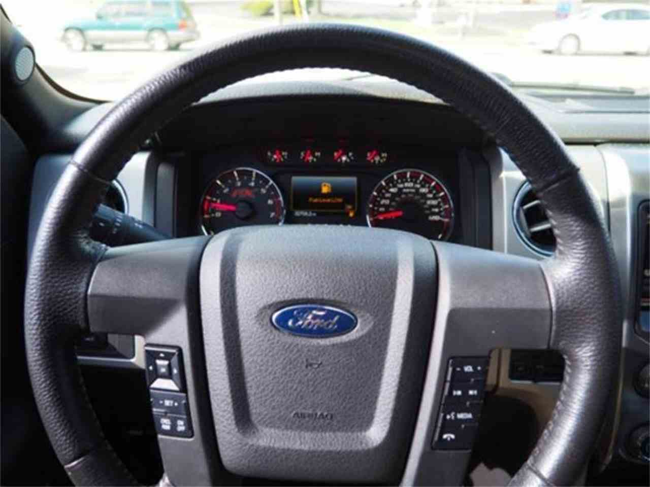 Large Picture of '14 F150 located in Loveland Ohio Offered by Cincinnati Auto Wholesale - MBNX