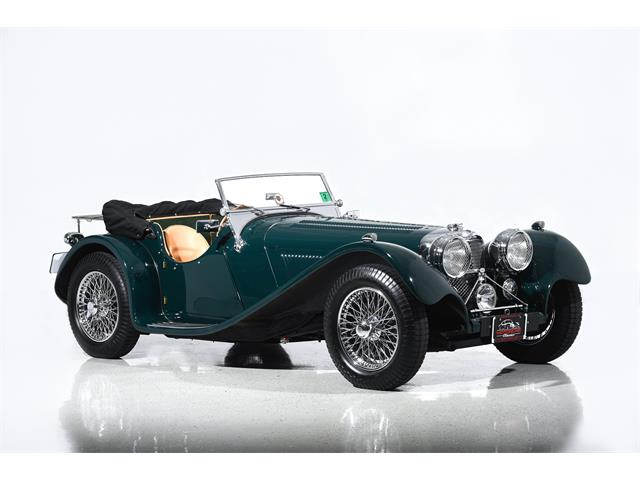 Picture of Classic '37 Roadster located in New York - $109,900.00 Offered by  - MBO3