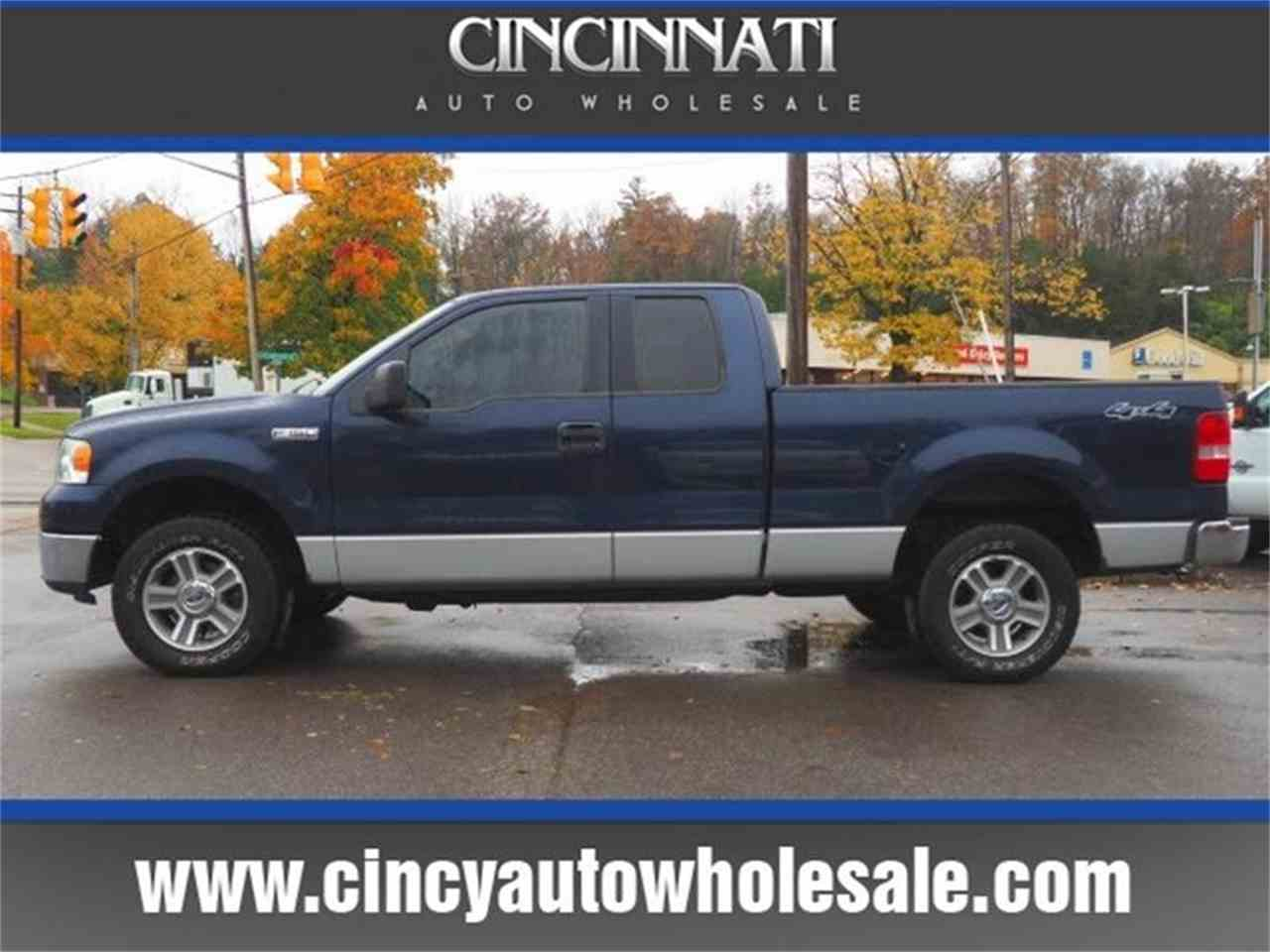 Large Picture of 2006 F150 located in Ohio - $8,400.00 - MBO4