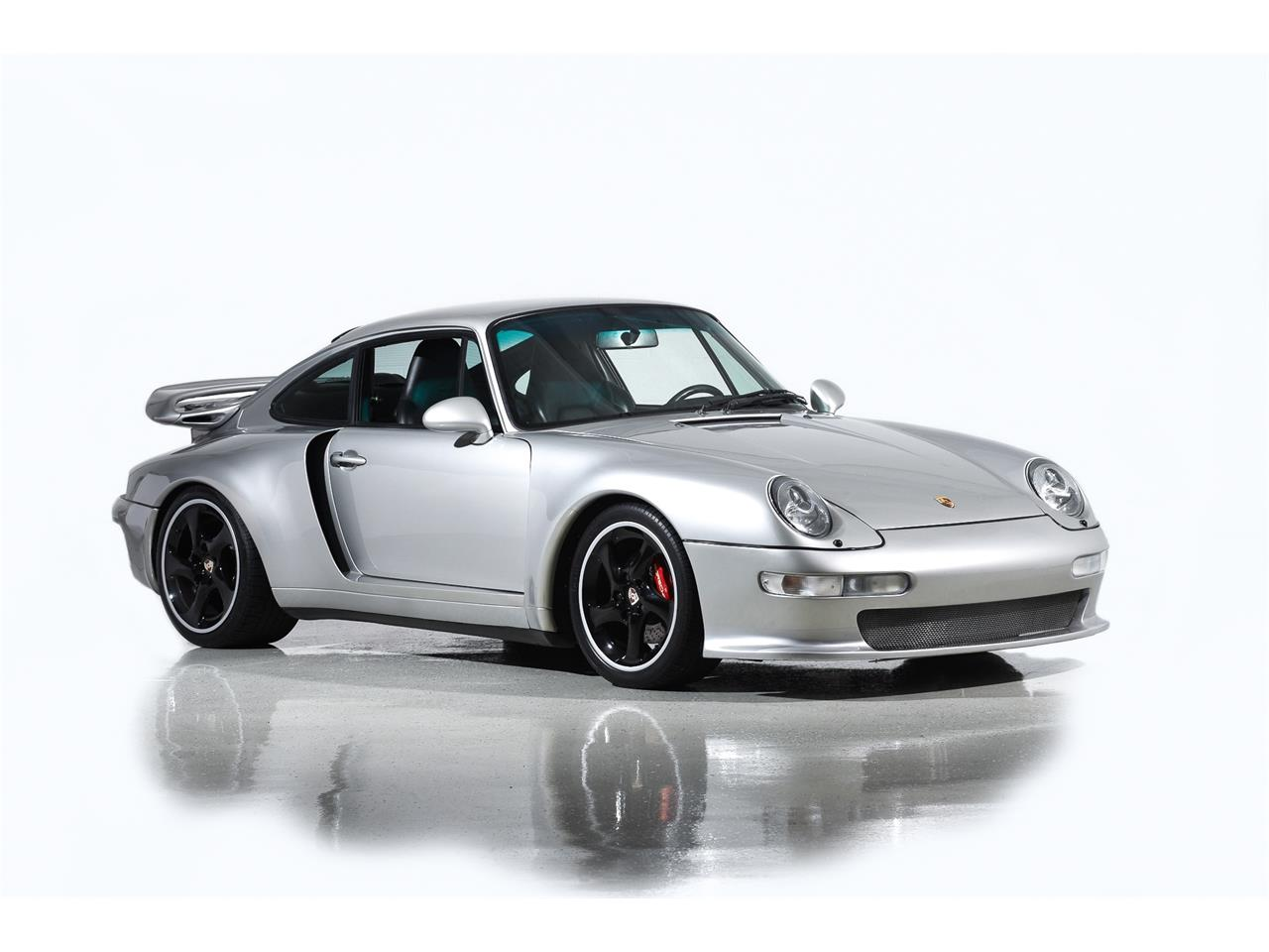 Large Picture of 1996 Porsche 911 Turbo - MBOA