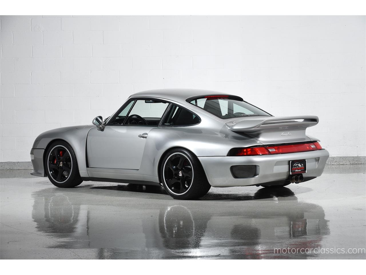 Large Picture of '96 Porsche 911 Turbo - $69,900.00 Offered by Motorcar Classics - MBOA