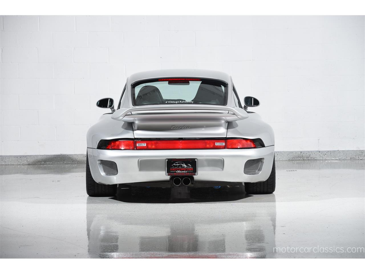 Large Picture of '96 911 Turbo Offered by Motorcar Classics - MBOA