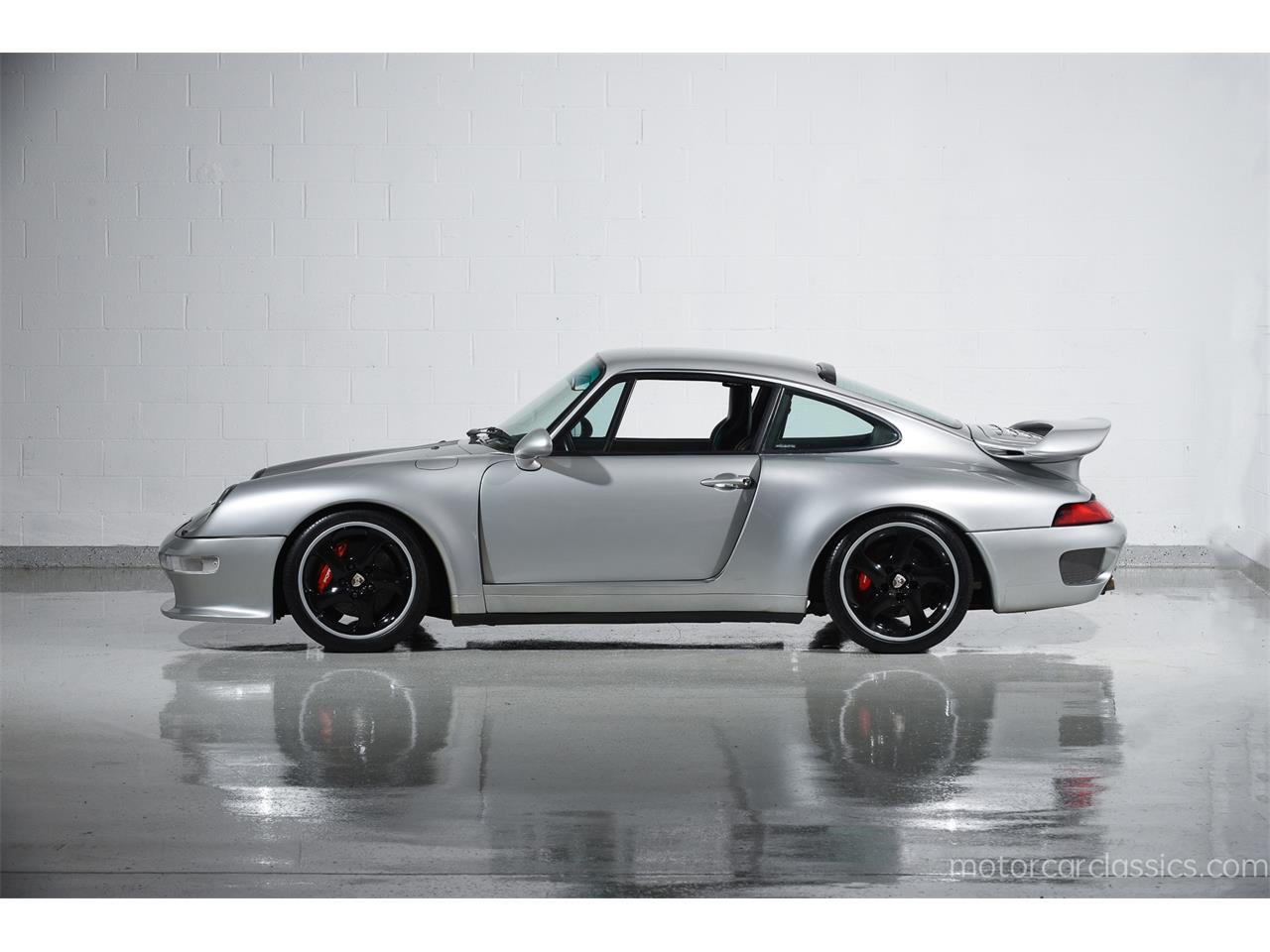 Large Picture of 1996 911 Turbo Offered by Motorcar Classics - MBOA