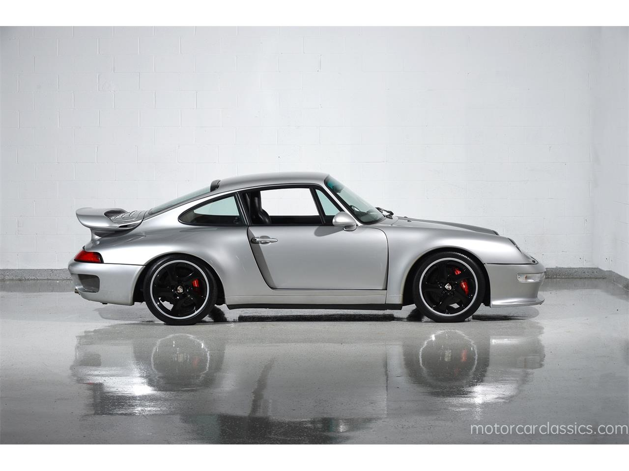 Large Picture of '96 Porsche 911 Turbo - $69,900.00 - MBOA