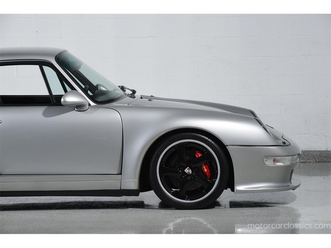 Large Picture of '96 Porsche 911 Turbo located in New York Offered by Motorcar Classics - MBOA
