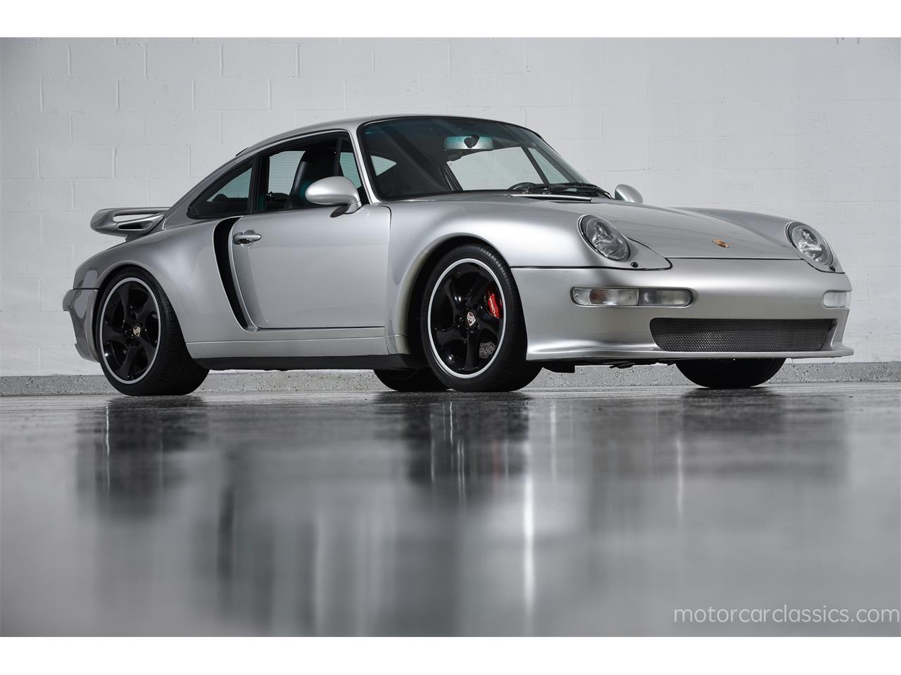 Large Picture of '96 Porsche 911 Turbo located in Farmingdale New York - $69,900.00 Offered by Motorcar Classics - MBOA