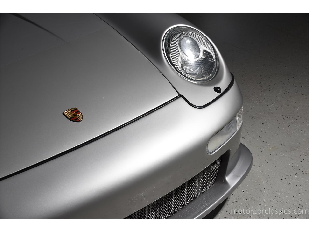 Large Picture of 1996 911 Turbo - MBOA