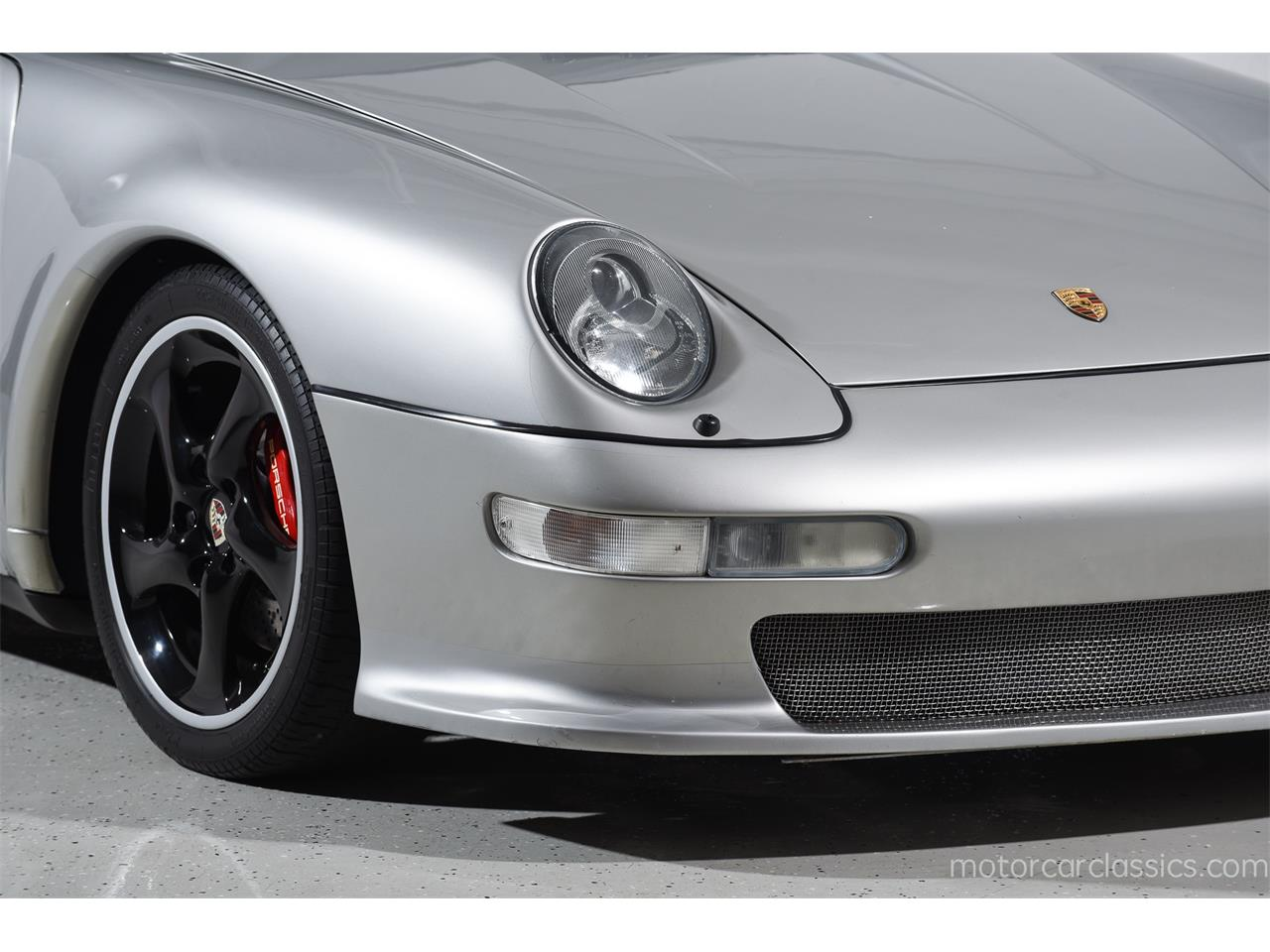 Large Picture of '96 Porsche 911 Turbo located in New York - MBOA