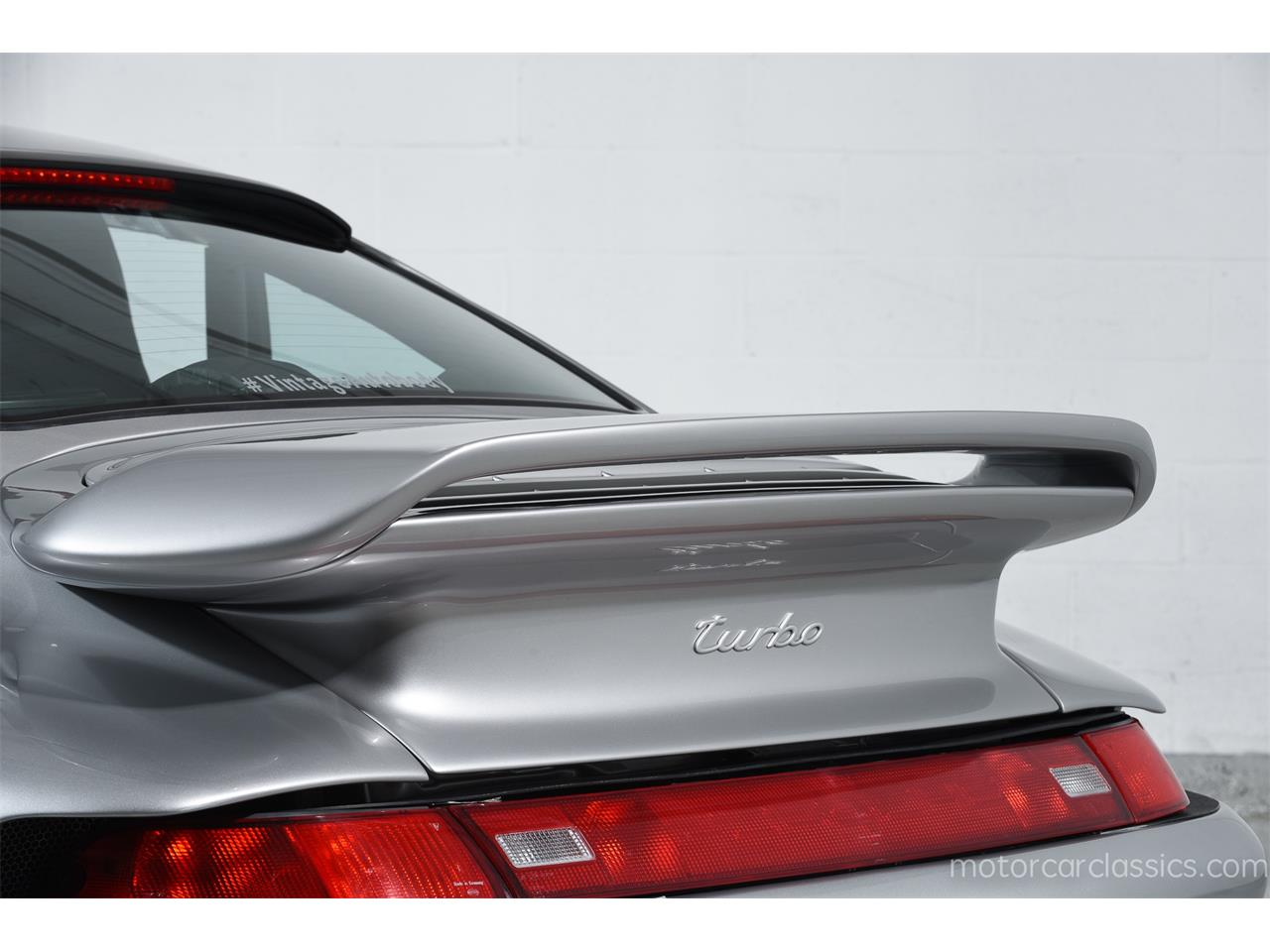 Large Picture of 1996 911 Turbo located in New York - MBOA