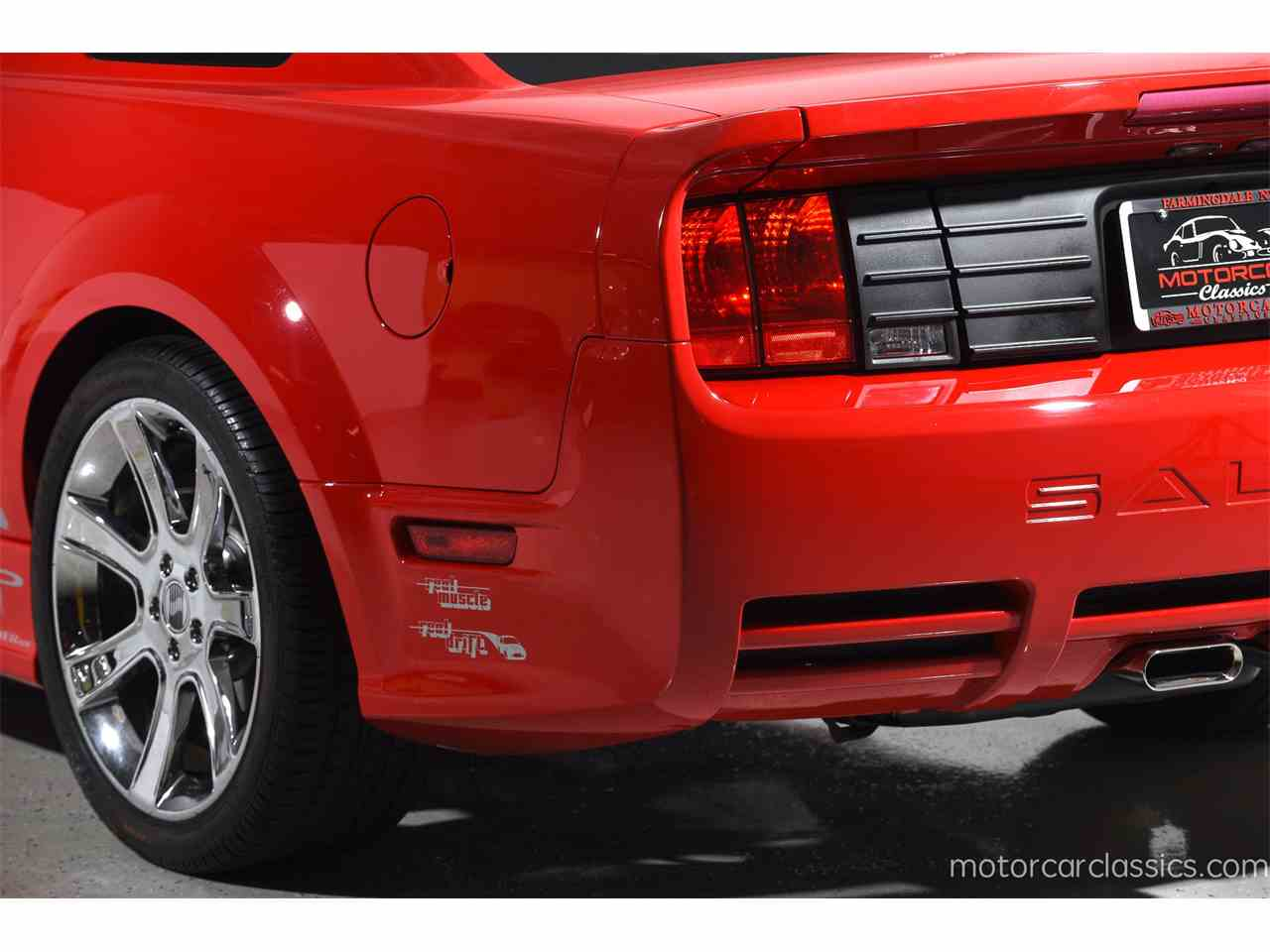Large Picture of '05 Mustang - MBOE