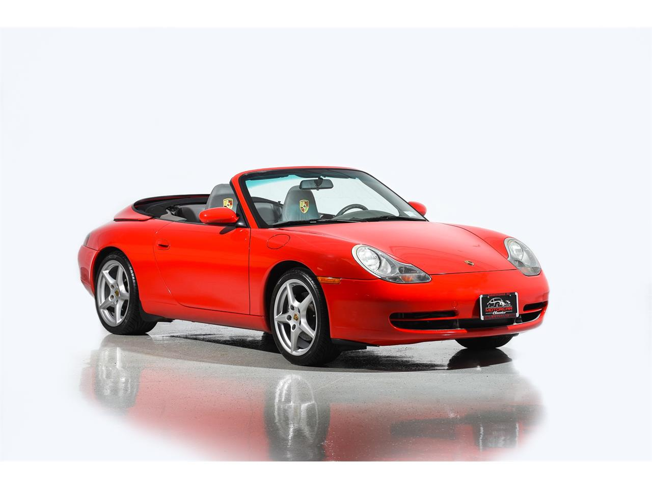 Large Picture of '99 Porsche 911 - MBOH