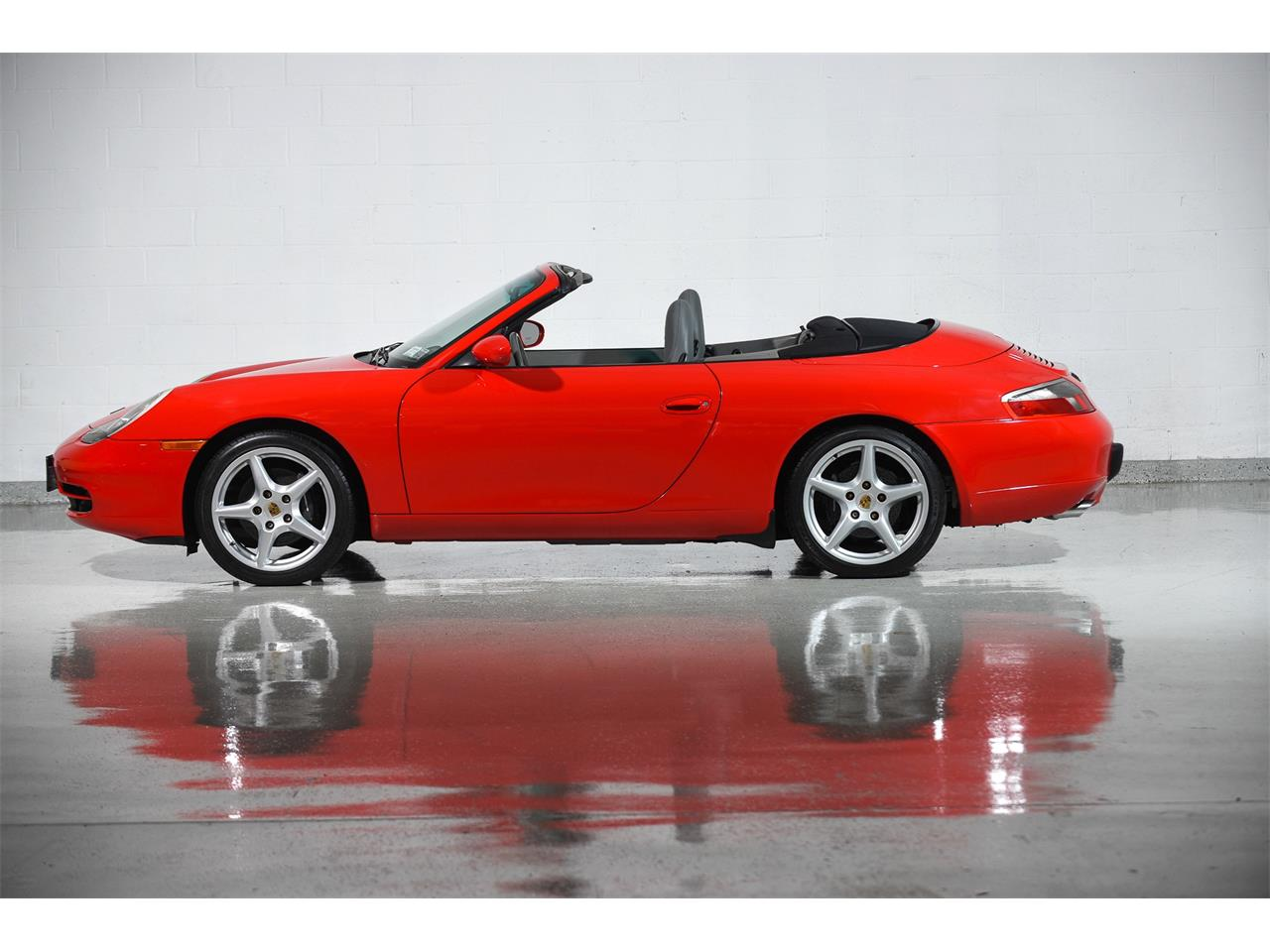 Large Picture of 1999 911 located in New York Offered by Motorcar Classics - MBOH