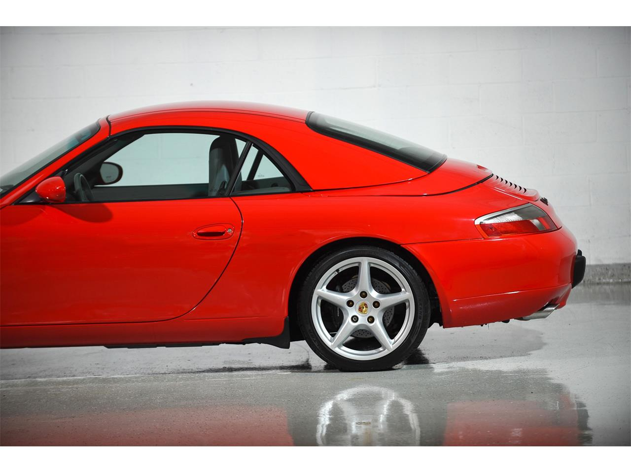 Large Picture of 1999 Porsche 911 - MBOH