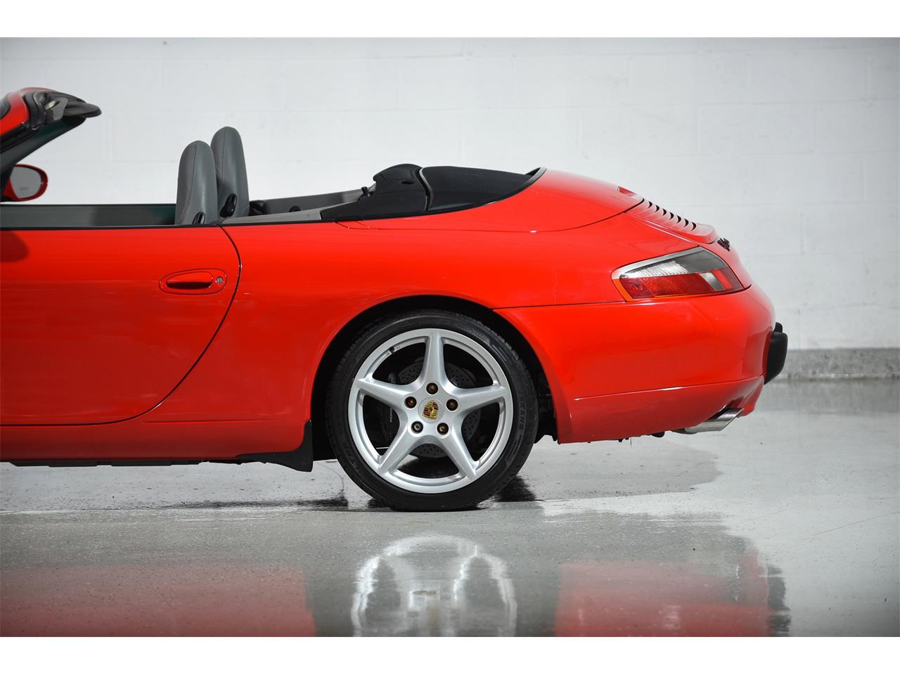 Large Picture of '99 911 located in New York Offered by Motorcar Classics - MBOH