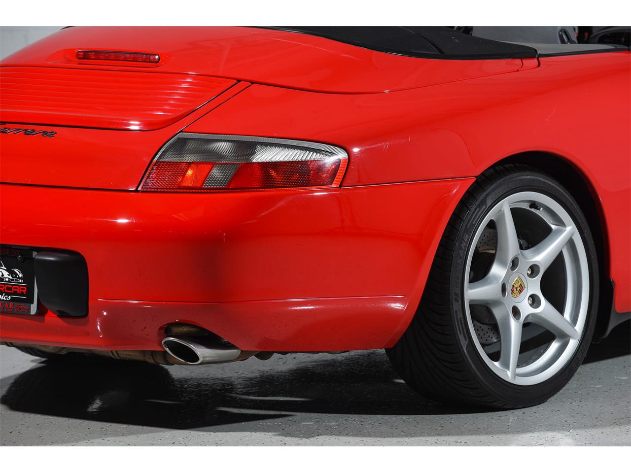Large Picture of 1999 Porsche 911 located in New York Offered by Motorcar Classics - MBOH