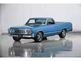 Picture of Classic '67 El Camino located in New York Offered by Motorcar Classics - MBON