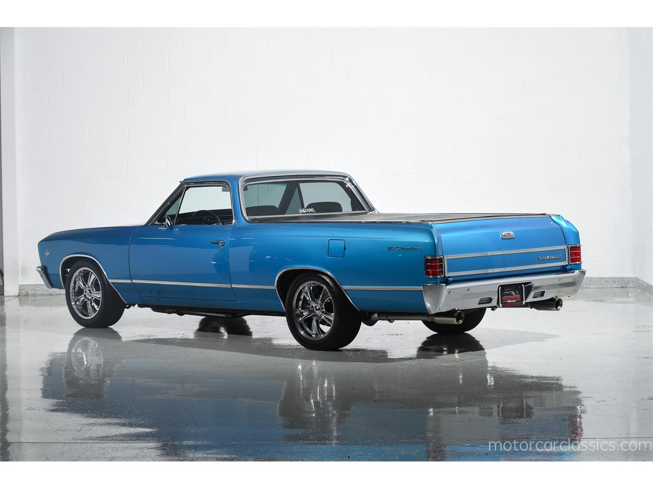 Large Picture of '67 Chevrolet El Camino - $42,500.00 - MBON