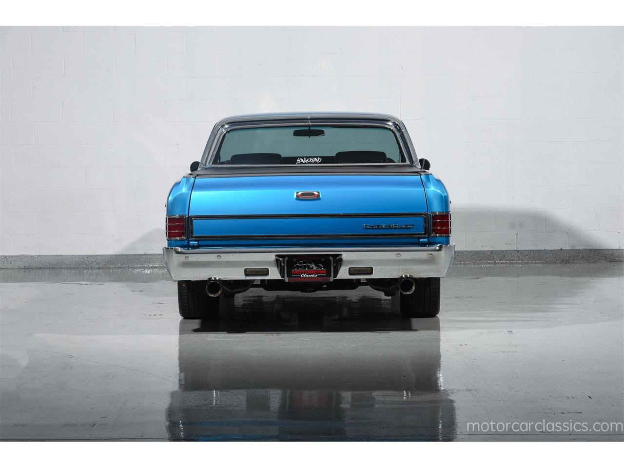 Large Picture of 1967 El Camino located in New York - $42,500.00 Offered by Motorcar Classics - MBON
