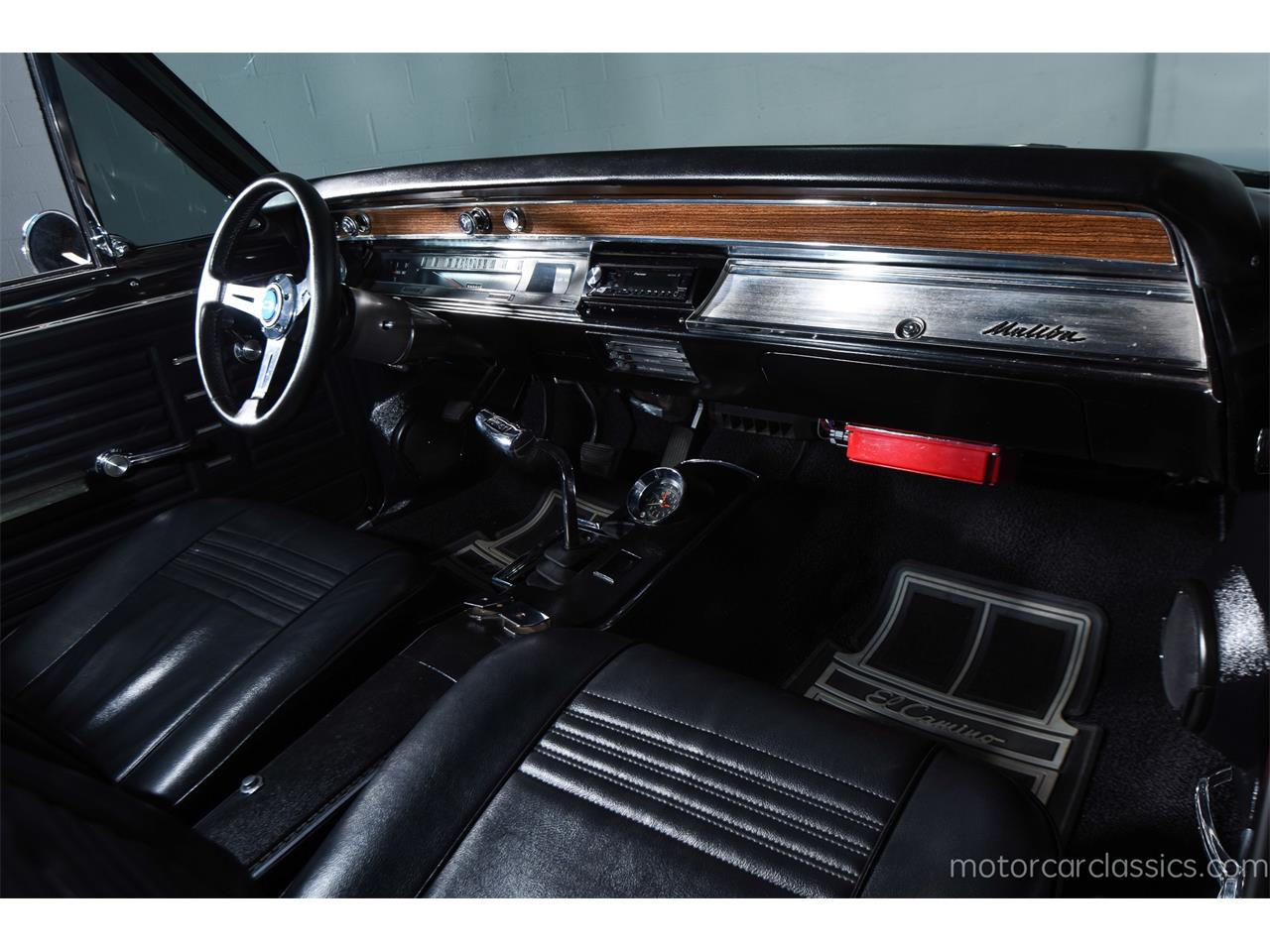 Large Picture of Classic '67 El Camino - MBON