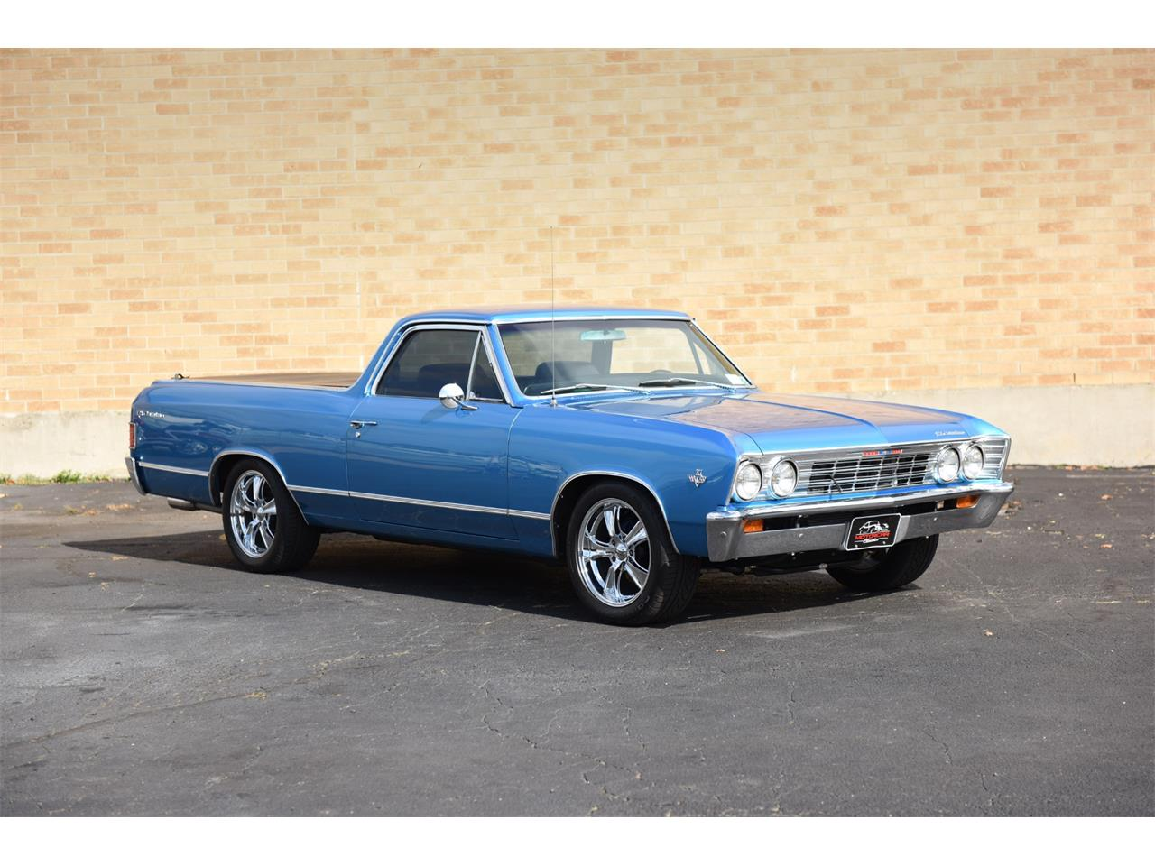 Large Picture of Classic 1967 Chevrolet El Camino located in Farmingdale New York - MBON