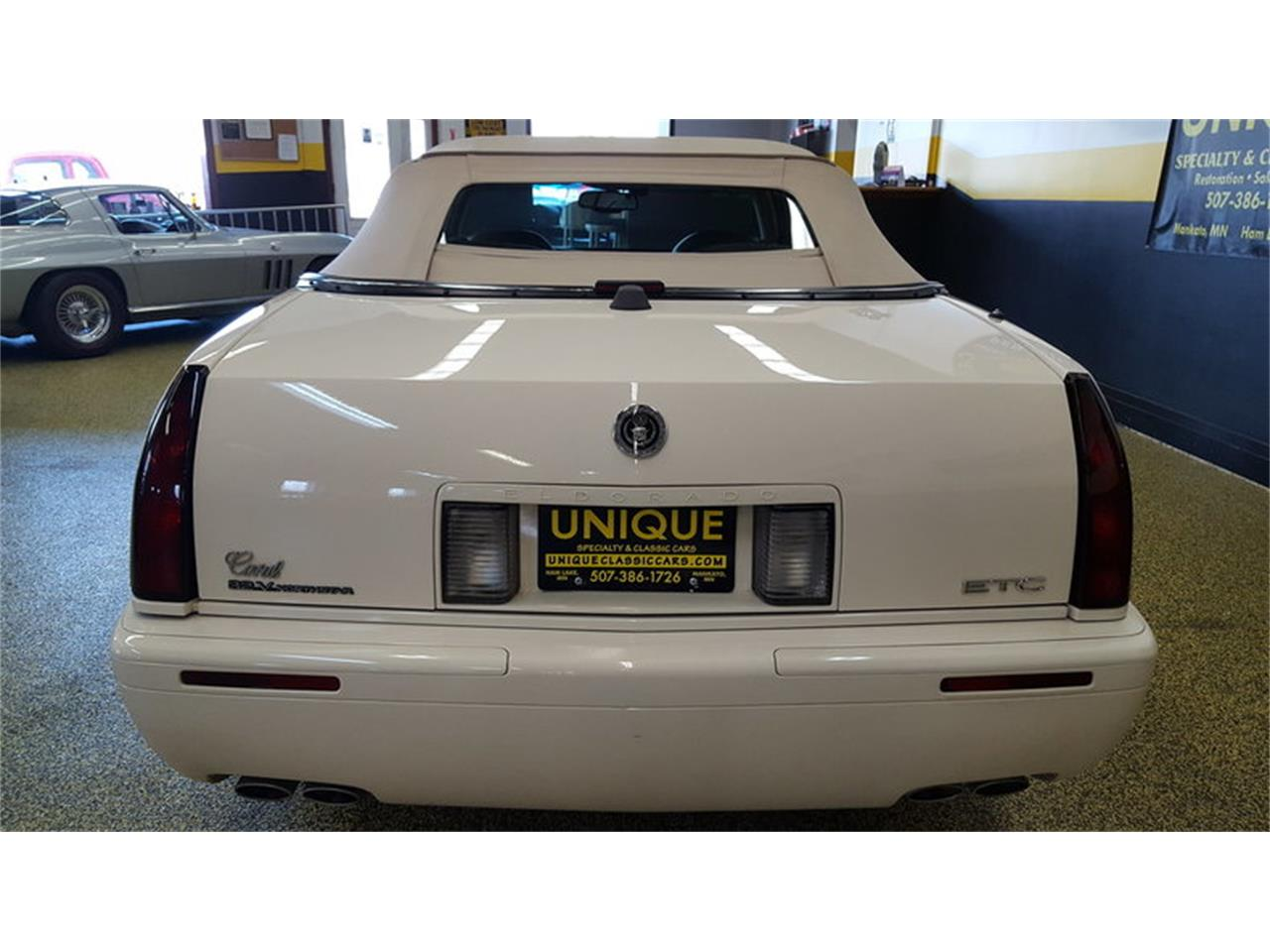Large Picture of '02 Cadillac Eldorado located in Minnesota Auction Vehicle - MALA