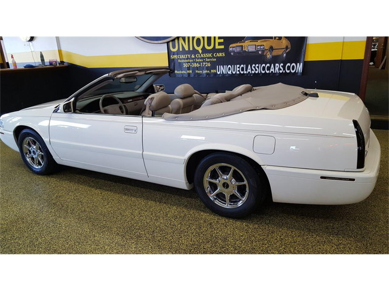 Large Picture of 2002 Cadillac Eldorado Offered by Unique Specialty And Classics - MALA
