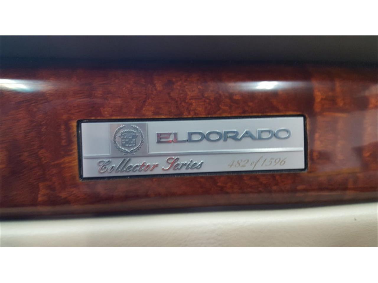 Large Picture of 2002 Eldorado located in Mankato Minnesota - MALA