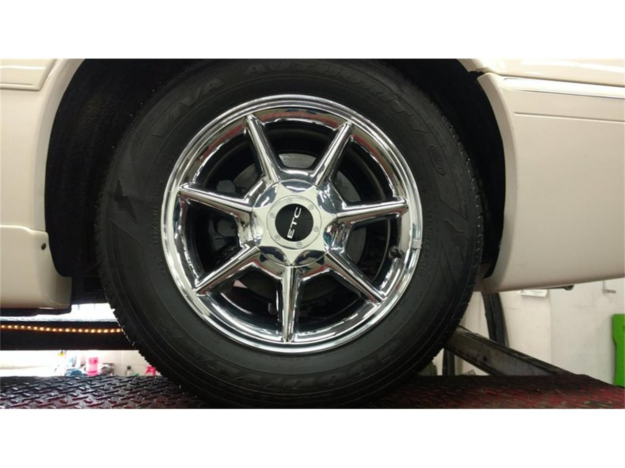Large Picture of 2002 Cadillac Eldorado Auction Vehicle Offered by Unique Specialty And Classics - MALA