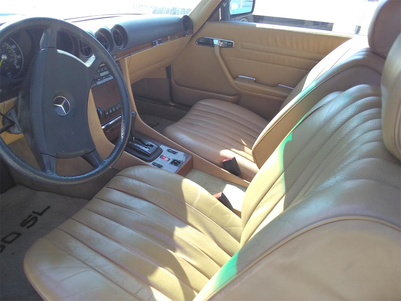 Large Picture of '83 380SL - MBOX